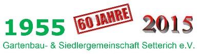 Logo Gartenbau und Siedlergemeinschaft Setterich