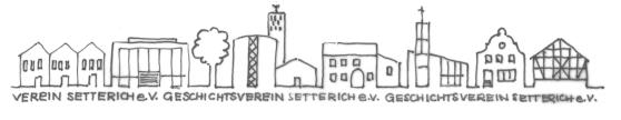 Logo Geschichtsverein Setterich Skiline
