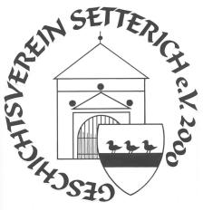 Logo Geschichtsverein Setterich