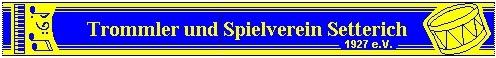 Logo Trommler und Spielverein Setterich_neu